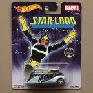 Hot Wheels 2015 Pop Culture Marvel Deco Delivery (Star-Lord)