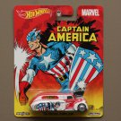 Hot Wheels 2015 Pop Culture Marvel '38 Dodge Airflow (Captain America)
