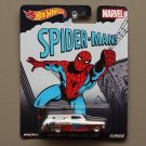Hot Wheels 2015 Pop Culture Marvel '64 Chevy Nova Delivery (The Amazing Spider-Man)
