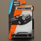 Matchbox 2015 MBX Adventure City Cadillac One Limo (black)