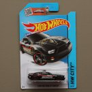 Hot Wheels 2015 HW City Ford Mustang GT Concept (black)