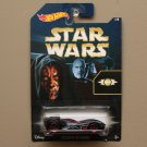 Hot Wheels 2015 Star Wars Series CKJ41 Scoopa Di Fuego (Darth Maul)