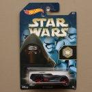 Hot Wheels 2015 Star Wars Series CKJ41 Ettorium (Kylo Ren)