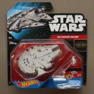 Hot Wheels 2015 Star Wars Ships Millennium Falcon (The Force Awakens)
