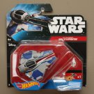 Hot Wheels 2015 Star Wars Ships Obi-Wan Kenobi's Jedi Starfighter