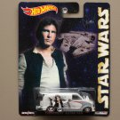 Hot Wheels 2015 Pop Culture Star Wars 1985 Chevy Astro Van (Han Solo)