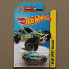 Hot Wheels 2015 HW Off-Road Team Hot Wheels 4x4 Corkscrew Buggy (Treasure Hunt) (SEE CONDITION)
