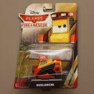 Disney Planes 2014 Fire & Rescue Avalanche (Smoke Jumper)
