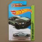Hot Wheels 2015 HW Workshop '15 Ford Mustang GT (grey)