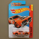 Hot Wheels 2015 HW Race '68 Mercury Cougar (orange)