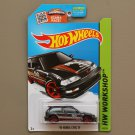 [ASSEMBLY ERROR] Hot Wheels 2015 HW Workshop '90 Honda Civic EF (black)