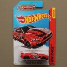 Hot Wheels 2015 HW Race Custom '15 Ford Mustang (red)