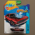 Hot Wheels 2015 Color Shifters '67 Camaro (black to red)