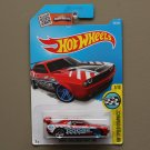 Hot Wheels 2016 HW Speed Graphics Dodge Challenger Drift Car (orange) (SEE CONDITION)