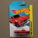 Hot Wheels 2014 HW Off-Road Datsun 620 (red)