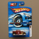 Hot Wheels 2006 First Editions Bone Shaker (burnt orange) (Faster Than Ever)