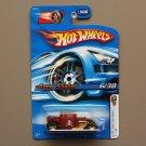 Hot Wheels 2006 First Editions Bone Shaker (burnt orange) (Faster Than Ever)