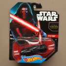Hot Wheels 2015 Entertainment Star Wars Kylo Ren (The Force Awakens)