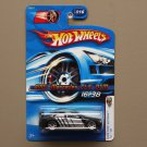 Hot Wheels 2006 First Editions AMG Mercedes CLK DTM (black) (Faster Than Ever)