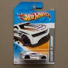 Hot Wheels 2012 HW Code Cars Custom '12 Camaro (white)