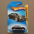 Hot Wheels 2010 HW Premiere '09 Cadillac CTS-V (black)