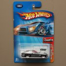 Hot Wheels 2004 First Editions Tooned '63 Corvette (silver)