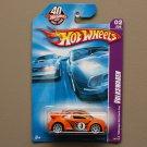 Hot Wheels 2008 Team Volkswagen VW New Beetle Cup (orange)