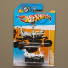 Hot Wheels 2012 New Models Mars Rover Curiosity (SEE CONDITION)