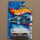Hot Wheels 2004 First Editions Mitsubishi Eclipse (ZAMAC silver)
