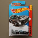 [MISSING TAMPO ERROR] Hot Wheels 2015 HW Race Two Timer (grey) (SEE CONDITION)