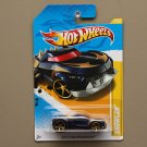 Hot Wheels 2012 HW Premiere Growler (navy blue)