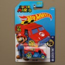 Hot Wheels 2016 HW Screen Time Cool-One (red) (Super Mario)