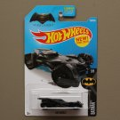 Hot Wheels 2016 Batman Batmobile (black) (Batman vs Superman Dawn Of Justice)