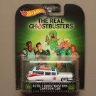 Hot Wheels 2015 Retro Entertainment Ecto-1 Cartoon Car (The Real Ghostbusters)