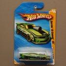 Hot Wheels 2010 HW Premiere Custom '10 Camaro SS (Prostock) (green)