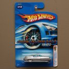 Hot Wheels 2005 First Editions (Realistix) Prototipo Alfa Romeo B.A.T. 9 (silver)