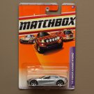 Matchbox 2010 Sports Cars '10 Fisker Karma Hybrid (silver)