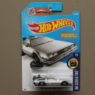 [MISSING TAMPO ERROR] Hot Wheels 2016 Back To The Future Delorean Time Machine (Hover Mode)