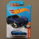 Hot Wheels 2016 HW Hot Trucks Lamborghini Urus (blue)