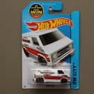 Hot Wheels 2015 HW City Super Van (white)