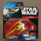 Hot Wheels 2015 Star Wars Ships Naboo N-1 Starfighter