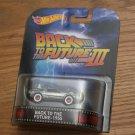 Hot Wheels 2015 Retro Entertainment Delorean Time Machine (1955)(Back To The Future)(SEE CONDITION)