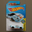 Hot Wheels 2016 HW Speed Graphics Ford GT (gulf blue)