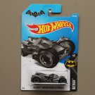 Hot Wheels 2016 Batman Arkham Knight Batmobile (gunmetal grey)