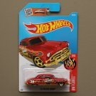 Hot Wheels 2016 HW Flames '52 Hudson Hornet (red)