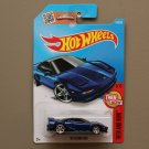 Hot Wheels 2016 Then And Now '90 Acura NSX (spectraflame blue) (Super Treasure Hunt)