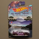 Hot Wheels 2015 Road Trippin' Nissan Skyline GT-R (R34) (SEE CONDITION)