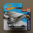 Hot Wheels 2016 HW Screen Time Back To The Future Delorean Time Machine (Hover Mode) (SEE CONDITION)
