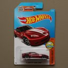 Hot Wheels 2016 HW Digital Circuit '11 Corvette Grand Sport (red) (Treasure Hunt) (SEE CONDITION)