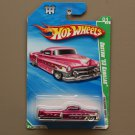 Hot Wheels 2010 Treasure Hunts Custom '53 Cadillac (spectraflame pink) (Super Treasure Hunt)